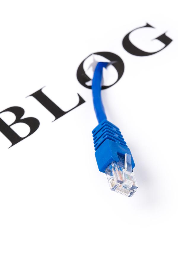 Få en egen blogg med allt som tillkommer