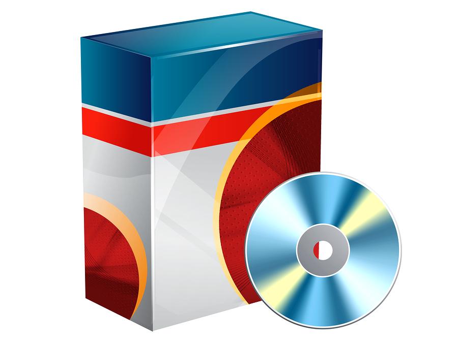 Omslag med CD som ska beskriva en WordPress guide