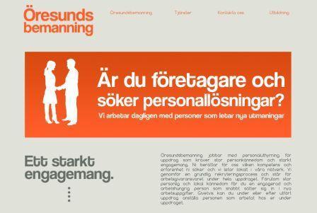 Bild på oresundsbemanning.se