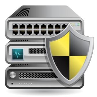 Server med som delar ut dedikerad IP
