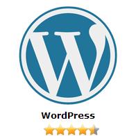WordPress ikon