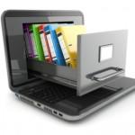 Mailserver med snabbare e-posthantering - dator med arkiv