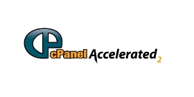 cPanel Accelerated 2 - Kontrollpanel