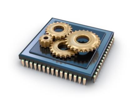 CPU uppgradering på Webbdo