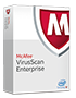 McAfee VirusScan Enterprise för Linux server